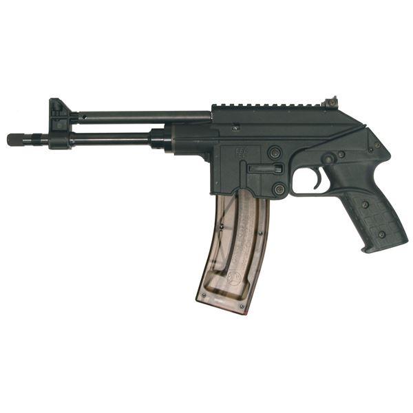 "Picture of Kel-Tec PLR22 Black .22LR 10.2"" Barrel 25 Round Pistol"
