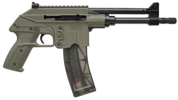 "Picture of Kel-Tec PLR22 Green .22LR 10.2"" Barrel 25 Round Pistol"