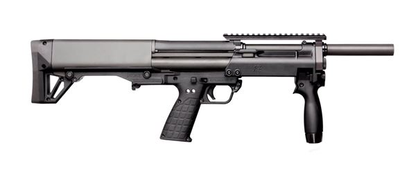 "Picture of Kel-Tec KSG Compact Black 12 Gauge 3"" 18.5"" Barrel 4 Round Pump Action Shotgun"