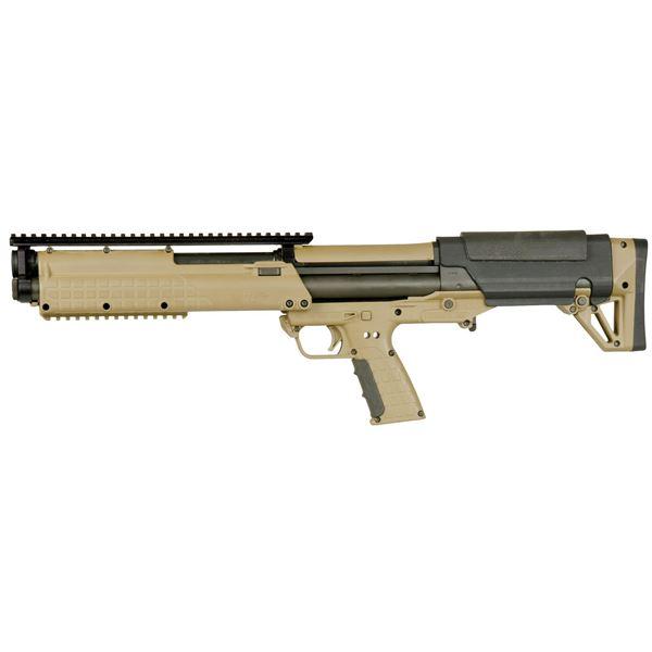 "Picture of Kel-Tec KSG Tan 12 Gauge 3"" 18.5"" Barrel 7 Round Shotgun"