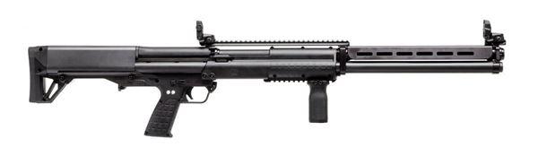 "Picture of Kel-Tec KSG25 Black 12 Gauge 3"" 30.5"" Barrel 12 Round Shotgun"