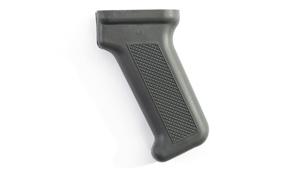 Picture of Arsenal Gray Metal Insert Reinforced AK47 Pistol Grip for Milled and Stamped Receivers