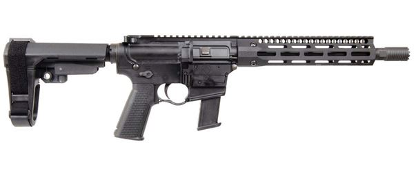 """Picture of Troy Industries Pistol 9mm LRBHO 10.5"""" Barrel (Optic Ready)"""