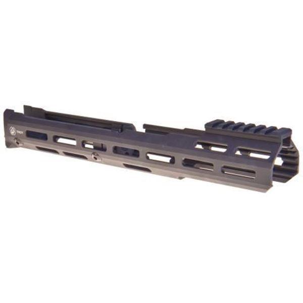 Picture of Troy Industries AK47 Rail, M-LOK, Bottom, Long , Black Finish