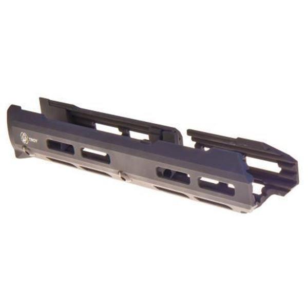 Picture of Troy Industries AK47 Rail, M-LOK, Bottom, Short, Black Finish
