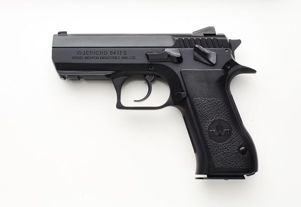 """Picture of IWI JERICHO 941 Mid-Size Steel Frame Pistol 9mm Luger 3.8"""" Barrel 16RD"""