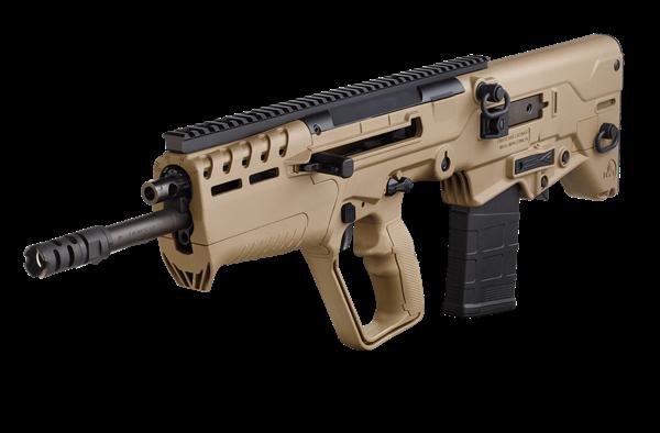 "Picture of IWI TAVOR 7 Bullpup Rifle 308 Winchester 20"" Barrel RH 20rd Flattop Flat Dark Earth"