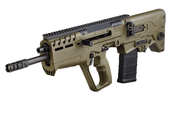 """Picture of IWI TAVOR 7 Bullpup Rifle 308 Winchester OD Green 16.5"""" Barrel 20 Round Flattop"""