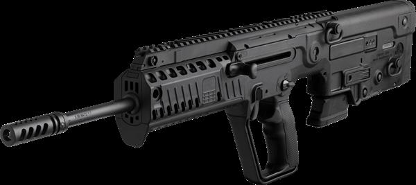 "Picture of IWI TAVOR X95 CA Compliant Bullpup Rifle 5.56 Nato 18"" Barrel RH 10rd BUIS Flattop Black"
