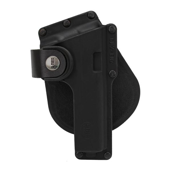 Picture of FOBUS Glock 21,20,37 Right Hand Tactical Speed Paddle with Light or Laser Holster