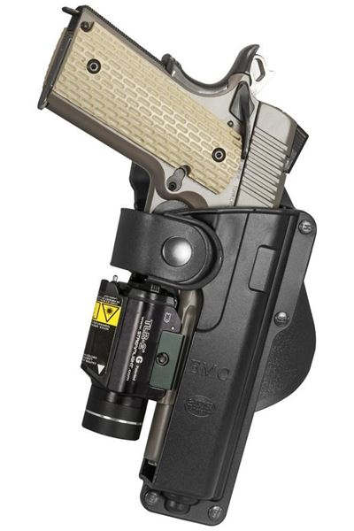 Picture of Fobus Tactical Speed Holster Paddle T1911
