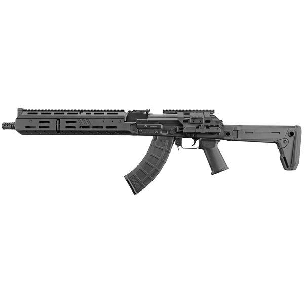 Picture of Zastava ZPAPM70 7.62x39MM Extended Handguard Magpul Grip Folding Stock Scope Mount Semi-Auto Rifle