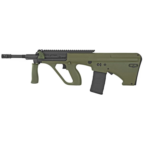 Picture of Steyr Arms AUG M1 Semi-automatic Rifle 223 Rem 30rd OD Green
