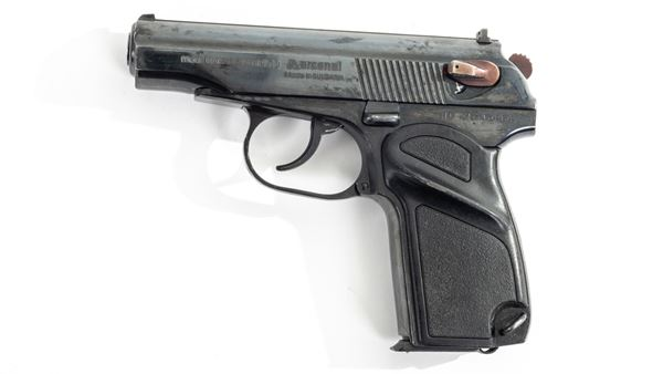 Picture of Arsenal AD350414 9x18mm Makarov 8 Round Bulgarian Pistol 1995