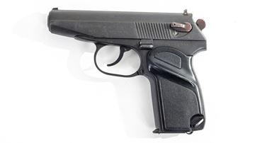 Picture of Arsenal EK341730 9x18mm Makarov 8 Round Bulgarian Pistol 1994
