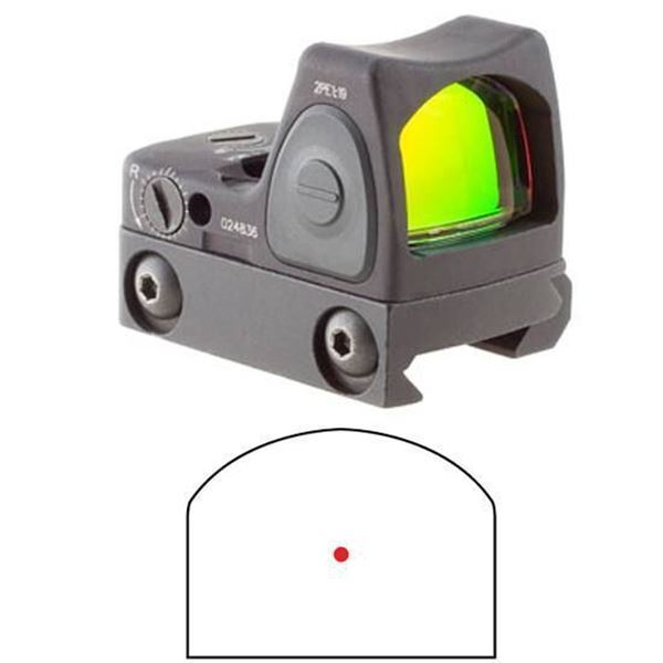 Picture of Trijicon RMR® Adjustable LED Sight - 3.25 MOA Adj Red Dot w/RM33 Mount