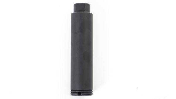 """Picture of KAK Industry AR15 Slim Extended 1/2-28 """"Flash Can"""""""