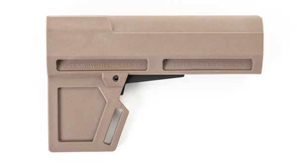 Picture of Shockwave 2M Blade FDE (Blade Only)