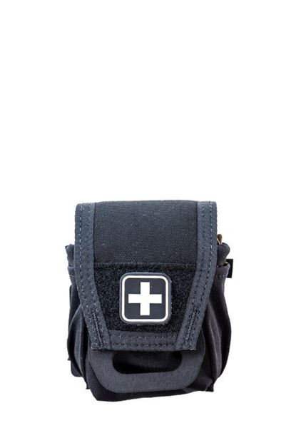 Picture of High Speed Gear ReVive Medical Pouch Black