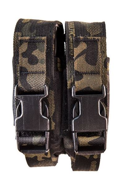 Picture of High Speed Gear Modular Pistol Mag Pouch Double MOLLE
