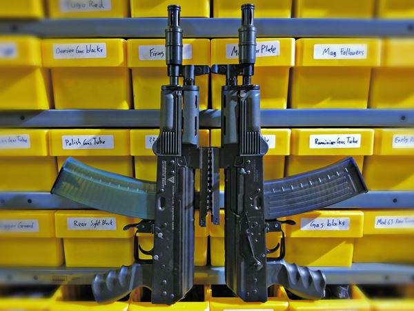 Picture of FB Radom Mini Beryl Pistol in .223/5.56 30rd