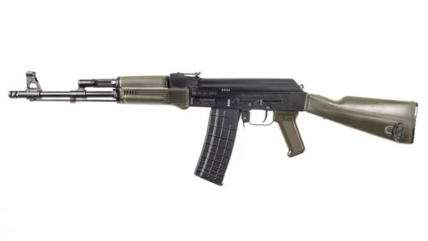 Picture of Arsenal SAM5 5.56x45mm Semi-Auto Milled Receiver AK47 Rifle OD Green