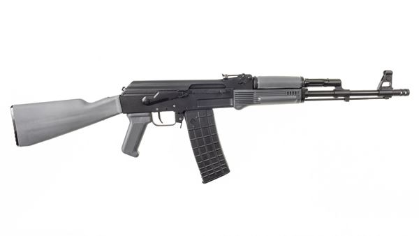 Picture of Arsenal SAM5 5.56x45mm Semi-Auto Milled Receiver AK47 Rifle Covert Gray