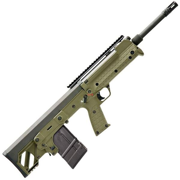 "Picture of Kel-Tec RFB18 Green 7.62MM/.308WIN 18"" Barrel 20 Round Semi-Automatic Rifle"