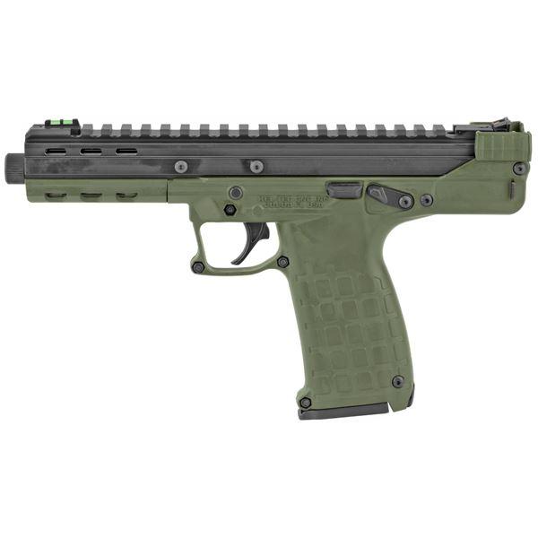 Picture of KelTec CP33 Pistol 22LR 33 RD Threaded Barrel Green Finish